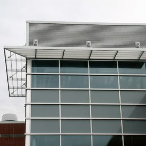 Aluminum Louvers Sunshades WMU Innovation