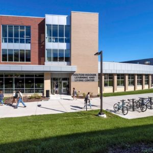 Composite Aluminum Panels GVSU Housing 2016 1