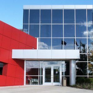 Composite Aluminum Panels Ridgeview 1