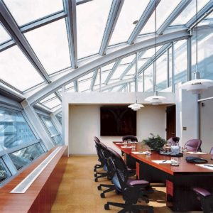 Glass Skylights VAI 1