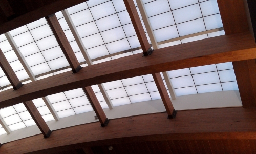Improve Your Building's Ambiance by Introducing Natural Light with Kalwall Skylights