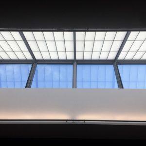 Translucent Skylights GRPS Museum 3