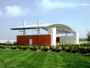 Translucent Skylights Gerlad R Ford Airport 1