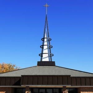 Translucent Skylights Holy Trinity 1