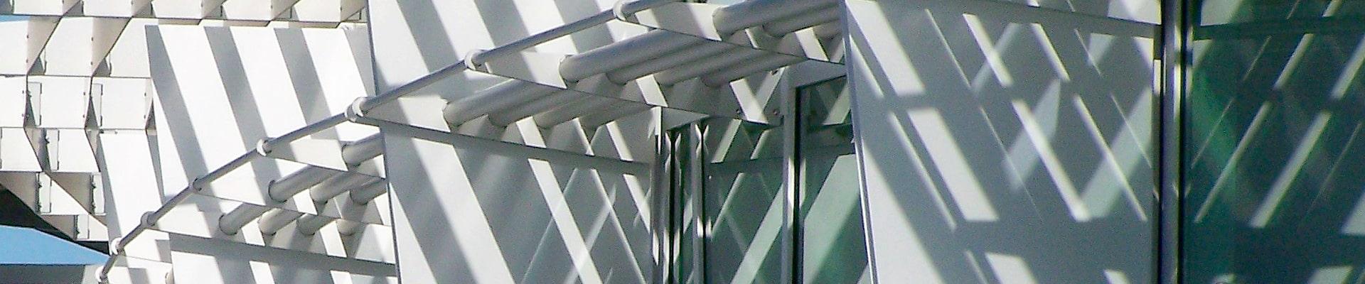 Aluminum Louvers Sun Control